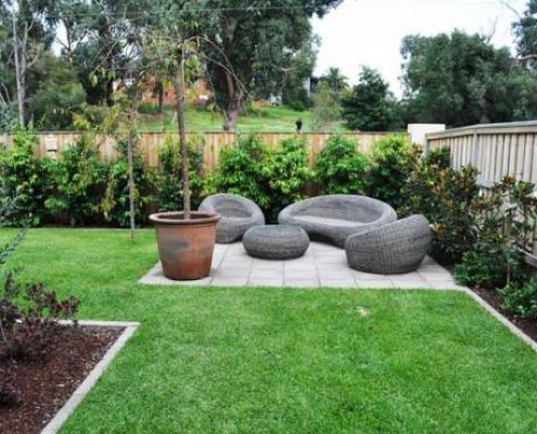 Lawn and Garden Maintenance - Good Earth Services Complete Landscaping And Lawn Maintenance For